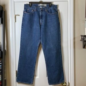 Men's Gap Relaxed Jeans
